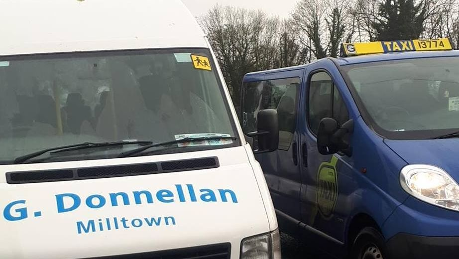 Gary Donnellan Taxi and Bus Hire